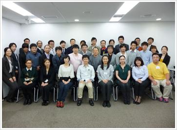 第10回 DHP歯科医師(医師)対象嚥下研修会 初級コース修了者