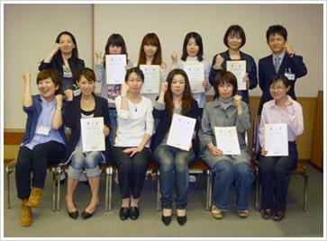 2010年5月16日開催 DHP多職種対象研修会 間接訓練修了者