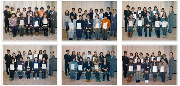 2010年2月14日開催 DHP歯科衛生士(看護師)対象嚥下研修会 食事介助修了者