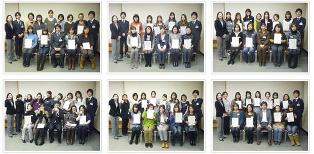 2011年2月13日開催 DHP歯科衛生士(看護師)対象嚥下研修会 食事介助修了者