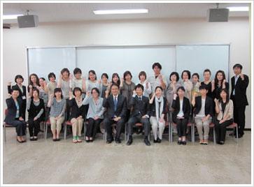 2011年5月21日・22日開催 DHP歯科衛生士(看護師)対象嚥下研修会(熊本開催)修了者