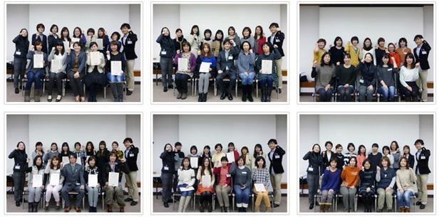 2014年2月9日開催 DHP歯科衛生士(看護師)対象嚥下研修会 食事介助修了者