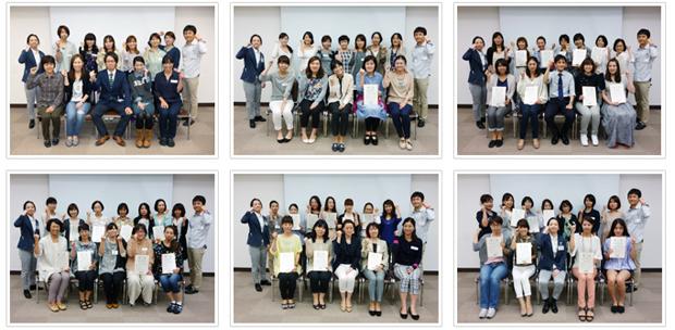 2014年9月21日開催 DHP歯科衛生士(看護師)対象嚥下研修会 直接訓練修了者