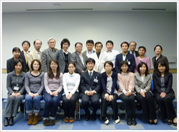 第3回 DHP歯科医師(医師)対象嚥下研修会 中級コース修了者