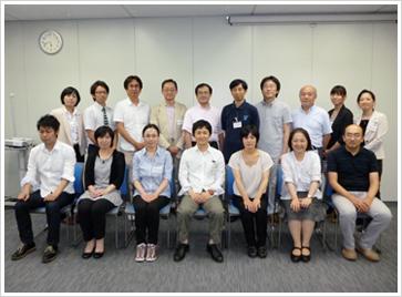 第11回 DHP歯科医師(医師)対象嚥下研修会  嚥下内視鏡検査マスターコース修了者