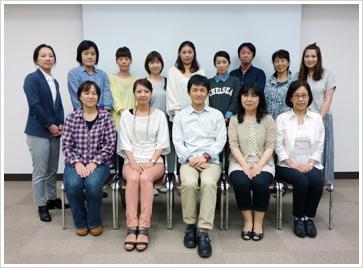 2014年9月21日開催 嚥下トレーナー歯科衛生士(看護師)認定者
