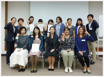 2015年9月27日開催 DHP多職種対象研修会 直接訓練修了者