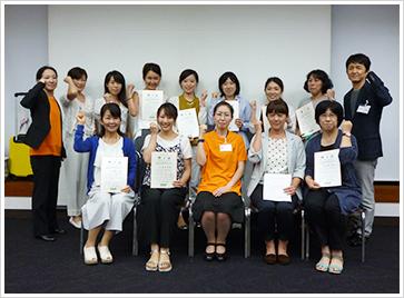 2016年9月11日開催 DHP多職種対象研修会 直接訓練修了者