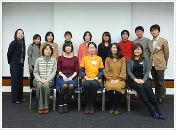 2017年12月17日開催 DHP多職種対象研修会 観察ポイント修了者
