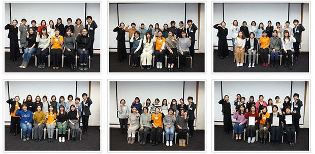2019年2月17日開催 DHP歯科衛生士(看護師)対象嚥下研修会 食事介助修了者